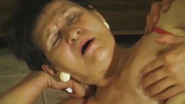 Perra sexy Gracie anal con ancianas Glam ama el sexo matutino